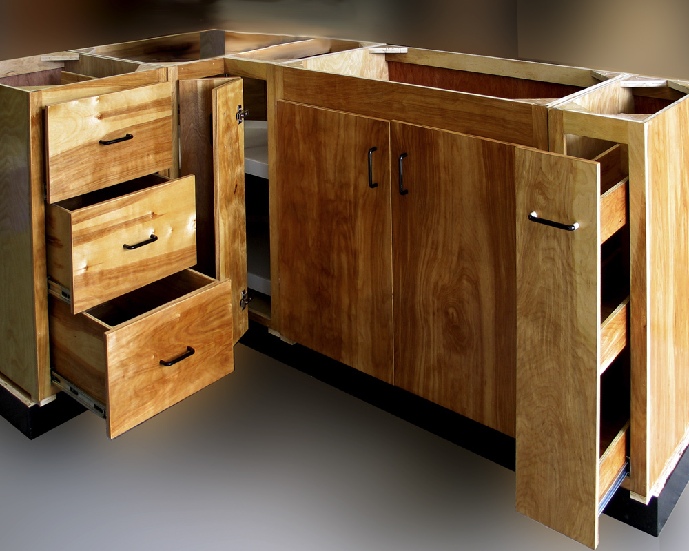 Image Result For How To Build Pull Out Drawers For Kitchen Cabinets